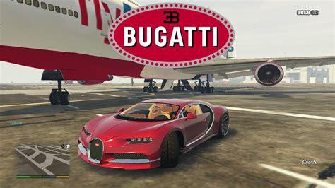 bugatti chiron crash gta 5 bugatti chiron crash at airport youtube