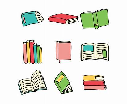 Colorful Clipart Books