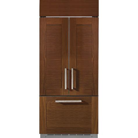 monogram  cu ft french door built  refrigerator  pacific sales