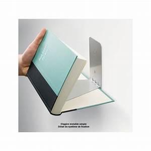 étagère Murale Porte Cadre : etag re fixation invisible etagere murale invisible pour ~ Premium-room.com Idées de Décoration