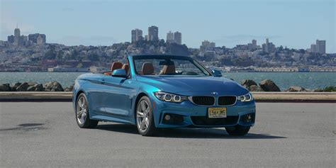 Review Bmw 4 Series Convertible by 2018 Bmw 4 Series Convertible Review An Open Air Thrill
