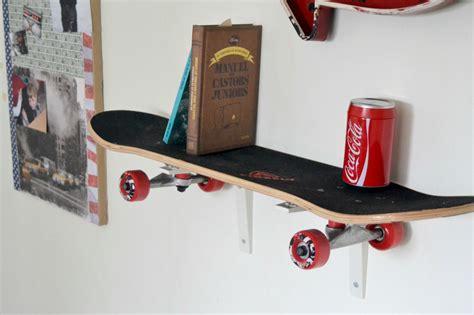 Tag Chambre Ado - l 39 étagère skate déco chambre d 39 ado maman à tout faire