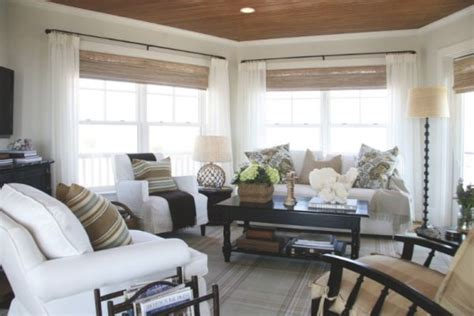 cottage living rooms design tips cottage style decorating Coastal