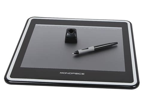 monoprice   inches graphic drawing tablet