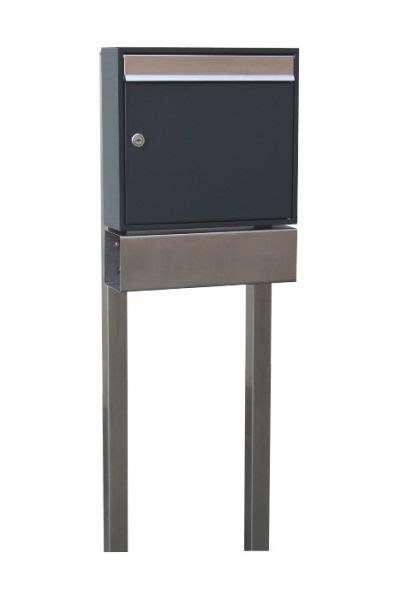 briefkasten anthrazit freistehend briefkasten freistehend anthrazit se5 g 252 nstig kaufen bestellen shop smartes