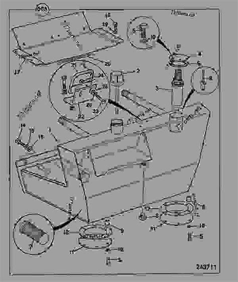 Jcb 506c Wiring Diagram For Forklift by Jcb 506c Hl Parts Catalog Wiring Diagram And Fuse Box