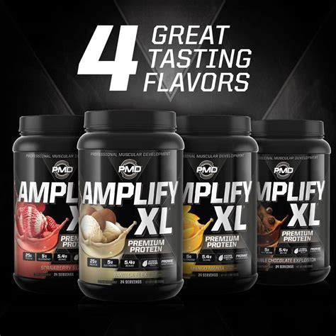 protein supplements nds amplify xl fitlife brands