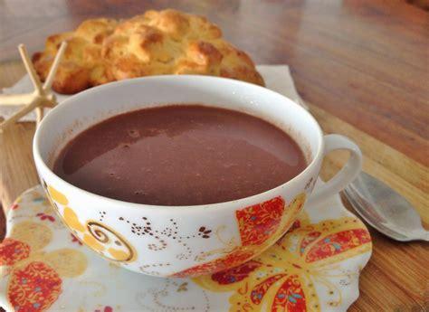 cuisine martiniquaise facile recette chocolat martiniquais