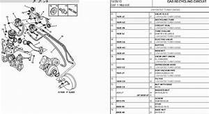Peugeot 206 306 307 406 607 Expert Partner Egr Valve 2 0