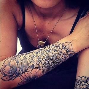 Tatoo Bras Femme Tatouage Femme Bras 33 Mod Les De Tattoo Sexy Et