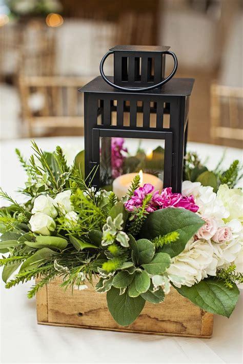 Bright Idea: Lantern Floral Arrangements Lantern