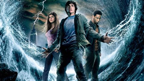 percy jackson  olympians  lightning thief