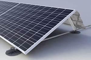 Solar Auf Dem Dach : geringere kosten durch weniger montagezeit neue montage und befestigungsl sungen mit ~ Heinz-duthel.com Haus und Dekorationen