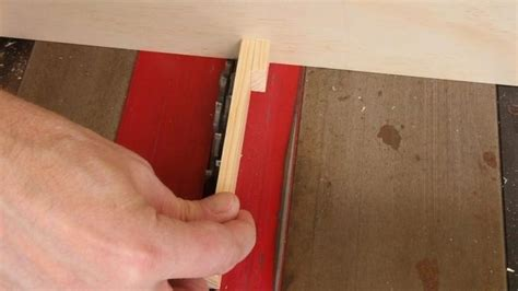 worlds simplest box joint jig woodworking  mere