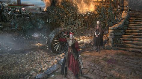 knights armor set location bloodborne