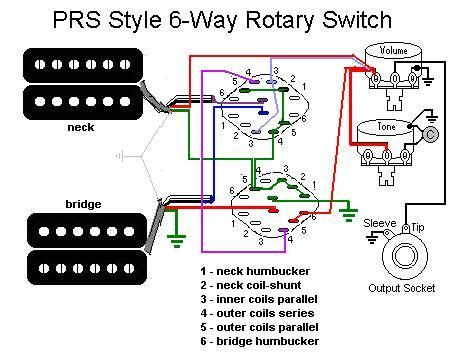 6 way rotary switch wiring diagram 34 wiring diagram