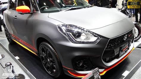 (4k)suzuki Swift Sport 2018 Automesse Version スイフトスポーツ オート