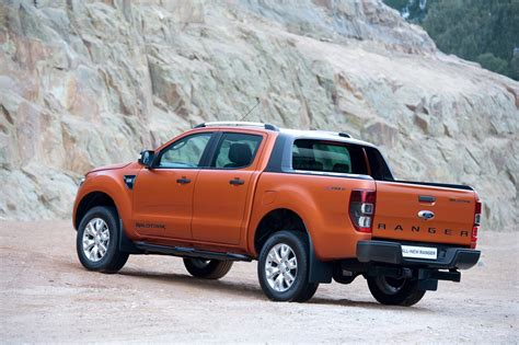 Reedy Ford by Ford Ranger Wildtrak Suave Ignition