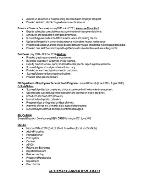 Official Resume by Official Resume