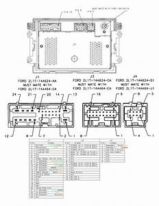 2006 Ford Mustang Shaker 500 Radio Wiring Diagram