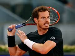 Madrid Open 2015  Andy...Murray Andy