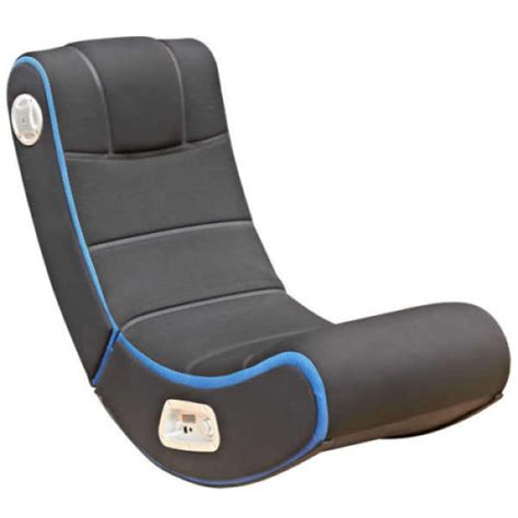 Rocker Gaming Chair by X Rocker Xtreme Gaming Chair Zavvi