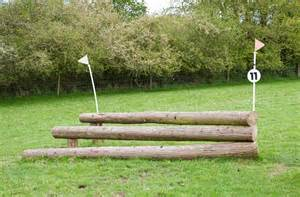 Cross Country Horse Jumps