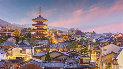ancient modern japan kyoto japan college study
