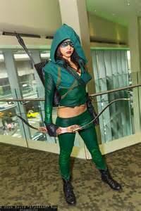 Female Green Arrow Costume