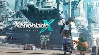 Xenoblade Chronicles Wallpapers Location Tatsu Division Mecha