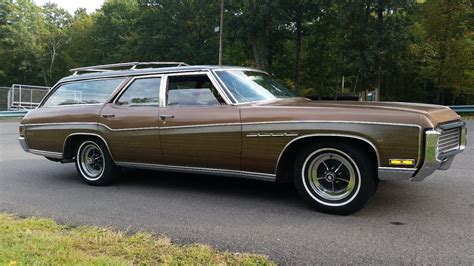 Big Buick by 1970 Buick Estate Wagon