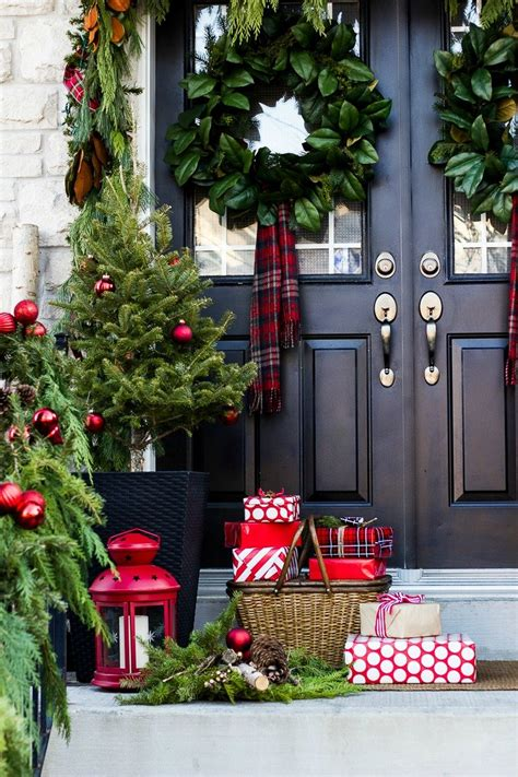 christmas decorating ideas  porch festival
