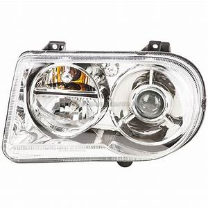 2006 Chrysler 300 Headlight Assembly From Car Parts