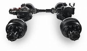 Semi Truck Axles