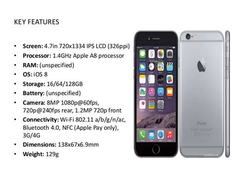 iphone 6 new features iphone 6