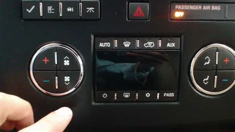 climate control   buick enclave youtube