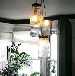Fensterdeko Hängend Selber Machen : lampe selber machen 30 einmalige ideen ~ Markanthonyermac.com Haus und Dekorationen