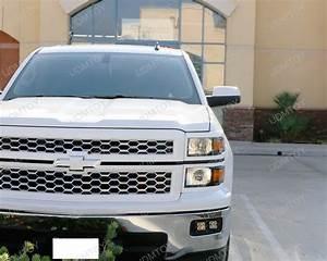 Chevrolet Silverado High Power Cree Led Bumper Light Work Lamp