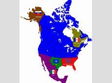 Federal States of America Alternative History FANDOM
