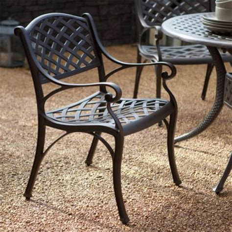 Cast Aluminum Patio Chairs by Cast Aluminum Patio Furniture Top 7 Designs Hometone
