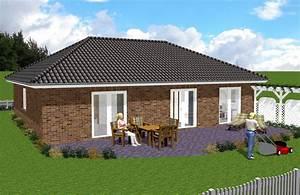 Haus Schlüsselfertig Bauen : bungalow typ anton bungalow schl sselfertig bauen ~ Orissabook.com Haus und Dekorationen