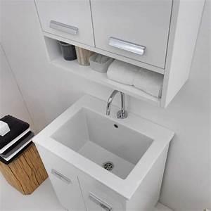 Waschbeckenunterschrank 60 X 45 : lavatoio ceramica 60x45 ~ Bigdaddyawards.com Haus und Dekorationen