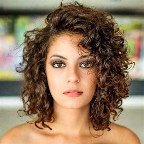 fantastic short curly wavy hairstyles  stylish ladies hair stuff curly hair styles
