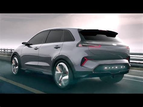 Kia Niro Ev 2020 by 2020 Kia Niro Ev Interior Exterior And Drive