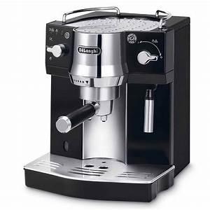 Delonghi Espresso Siebträgermaschine : delonghi ec820 b espresso cappuccino machine with milk ~ A.2002-acura-tl-radio.info Haus und Dekorationen