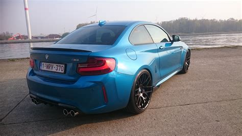 my bmw m2 lbb with m performance z performance 20 quot brake upgrade