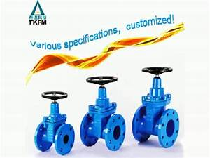 Hot Sale 6 Inch Double Disk Api 6a Water Gate Valves Large