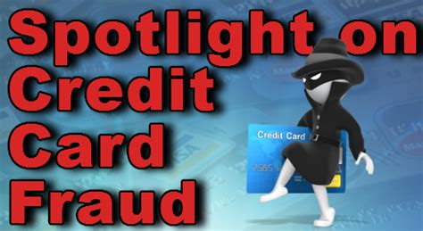Secondly, it is almost impossible to be completely safe from credit card theft having outlined to you the main realities of credit card id theft, let's now look at the six common. Credit Card Fraud