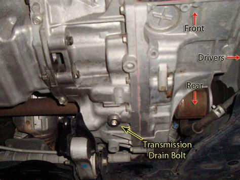 transmission oil change   mazdaspeed forums