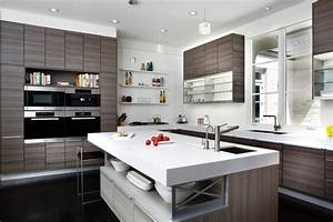 Modern kitchen designs 2018 design decoration for Kitchen cabinet trends 2018 combined with candles and holders uk